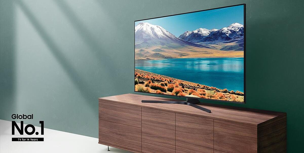 телевизор samsung ue65tu8500u