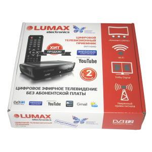 приставка lumax dv1110hd